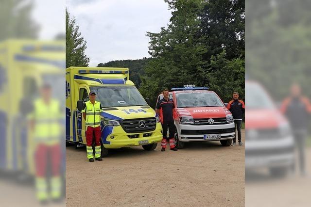 Schnelle Hilfe aus der Schweiz