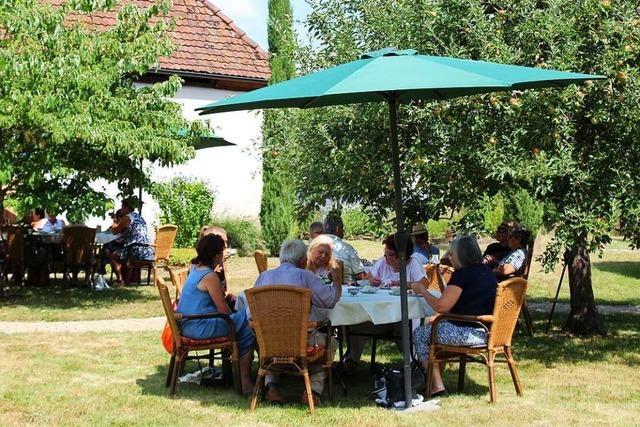 Sammeltassen-Café in Ballrechten-Dottingen zog zahlreiche Besucher an