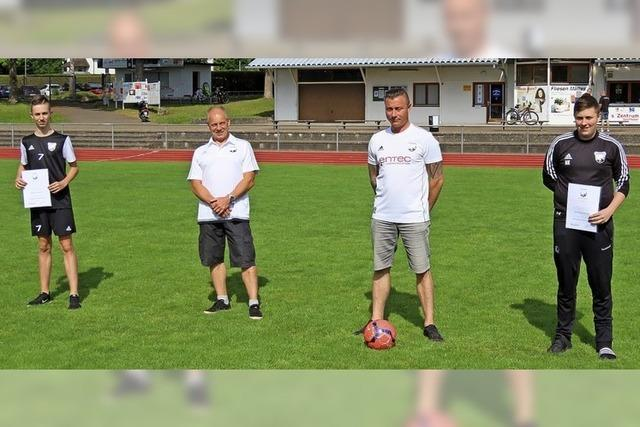 FC-Jugend startet nach Trainingsstopp