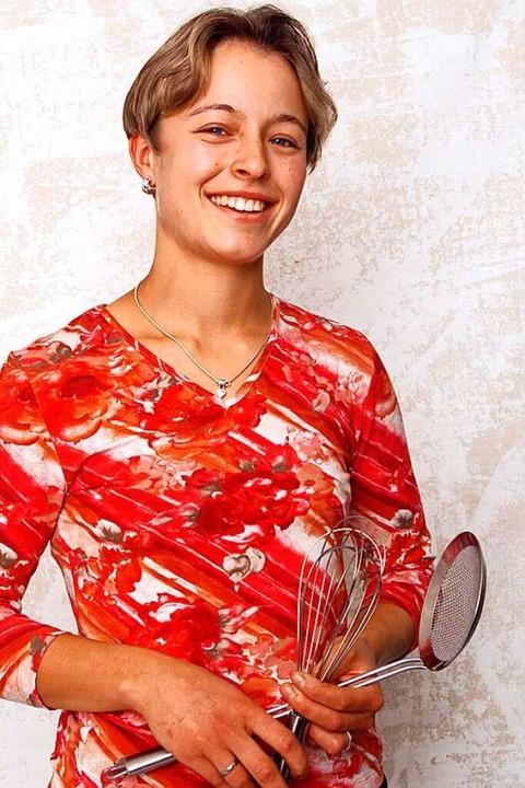 Melanie Huber aus Schopfheim  | Foto: Michael Wissing