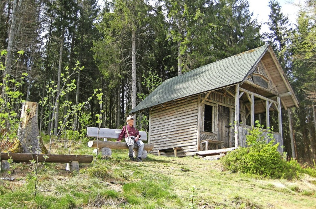 SäntisblickhütteNeue AussichtenOrkan S... zur Baar und bis zum Säntis genießen.  | Foto: privat