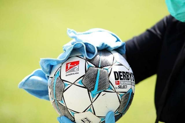 Kontroverse um das Zulassen von Zuschauern beim Fußball – Eisenmann contra Keller