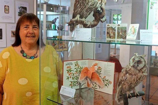 Im Städtischen Museum Schopfheim wird Vogelhochzeit gefeiert
