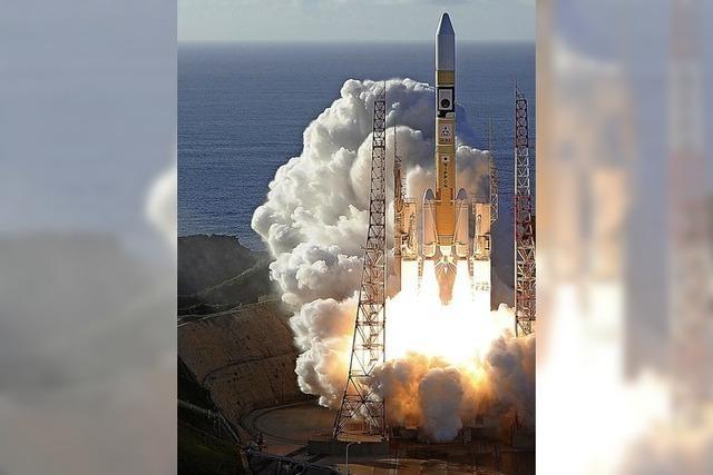 Araber starten Mars-Mission