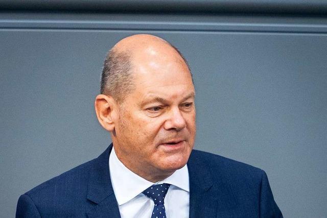 Finanzminister Olaf Scholz sollte im Wirecard-Skandal die Flucht nach vorn antreten