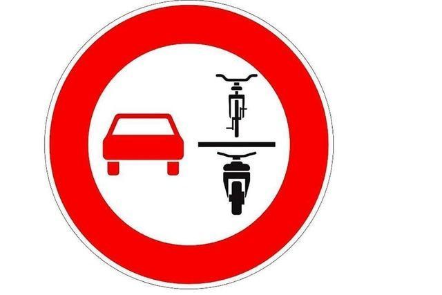 Lörracher Fußgängerzone könnte frei von Radfahrern werden
