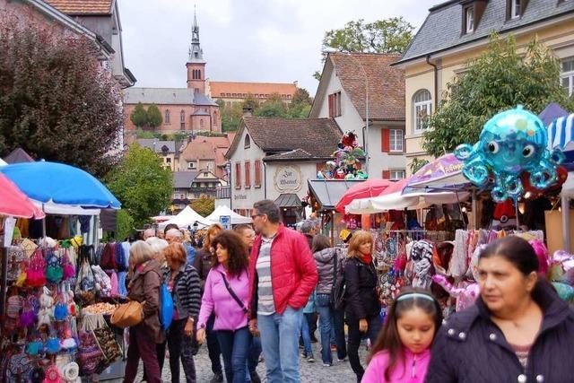 Keine Hela und kein Apfelmarkt in Laufenburg