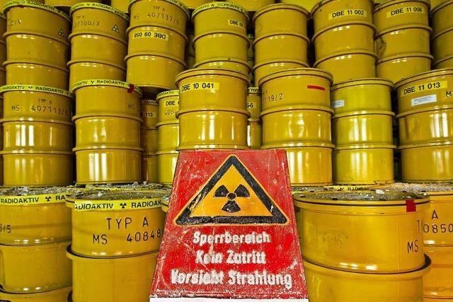 Wohin mit dem deutschen Atommüll?