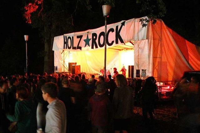 Das Schopfheimer Holzrock-Open-Air startet ein Crowdfunding