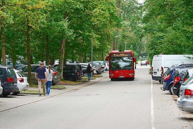 Parkplatzproblem am Keidel-Bad in Freiburg muss bald gelöst werden