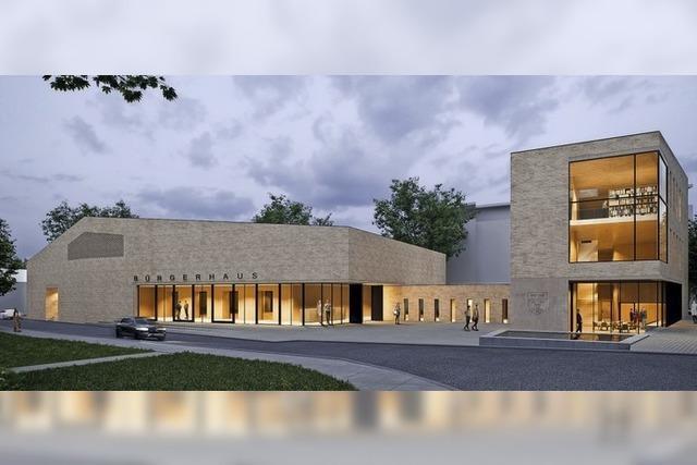 Ringen um die Bürgerhaus-Planung