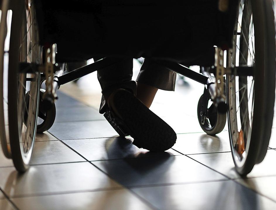 Für Bewohner von Behinderteneinrichtun...den. Erst langsam gibt es Lockerungen.  | Foto: Sebastian Gollnow