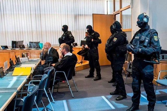 Mutmaßlicher Attentäter von Halle offenbart seine krude Weltsicht