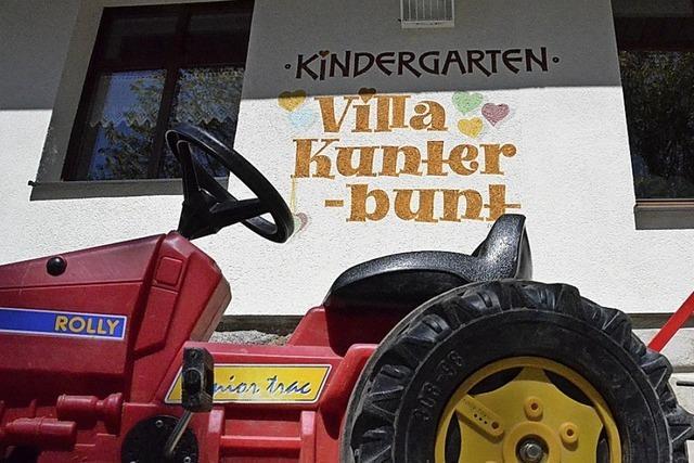 Der Kindergartenbesuch wird teurer