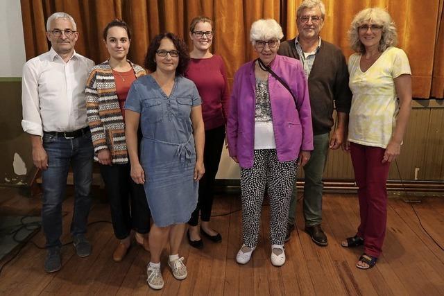 Birgit Sütterlin bleibt an der Spitze
