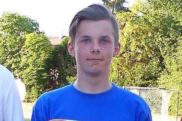 Dennis Wurth ist Stimmenkönig im neuen Jugendgemeinderat Neuried
