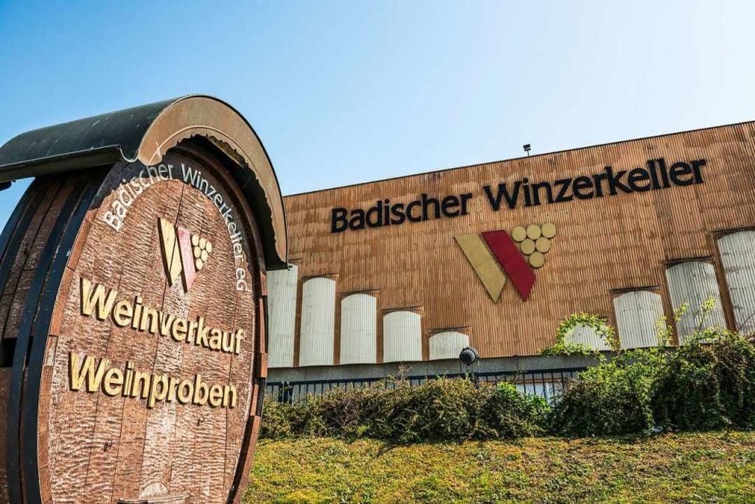Die Zahl der 170 Mitarbeitenden des Ba...nzerkellers in Breisach könnte sinken.    Foto: Daniel Schoenen