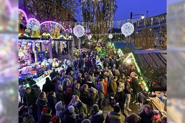 Freiburg plant einen Weihnachtsmarkt