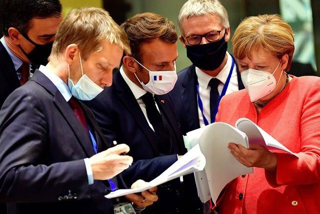Lob und Kritik für Brüsseler Kompromiss zu Corona-Hilfe