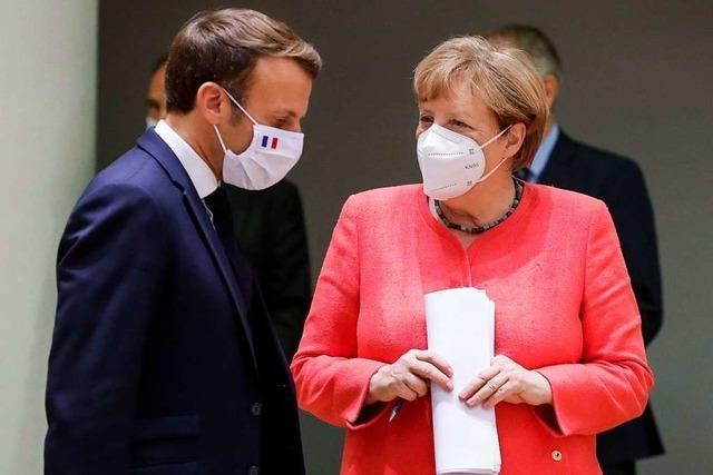 Ohne Merkel und Macron hätte Europa der Zerfall gedroht