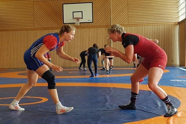 Herzogenhorn statt Tokio: Deutsche Olympia-Ringer auf Quarantäne-Lehrgang im Schwarzwald