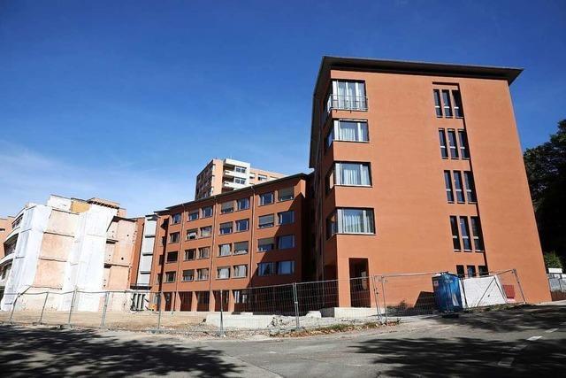 In das Lahrer Klinikum werden 183 Millionen Euro investiert