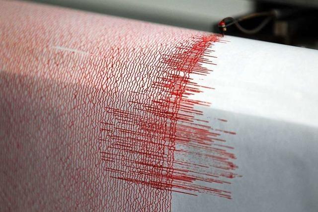 Erdbeben der Stärke 7,8 erschüttert Alaska