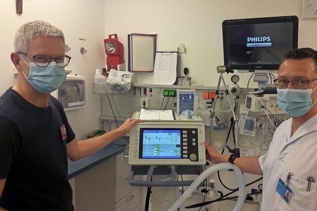 Wie Corona den Arbeitsalltag im Klinikum Hochrhein verändert hat