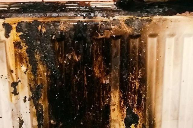 Wohnungsbrand in Bonndorf – zwei Bewohner leicht verletzt