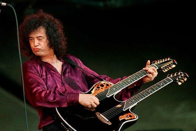 Rolling Stones veröffentlichen Song mit Jimmy Page – nach 46 Jahren