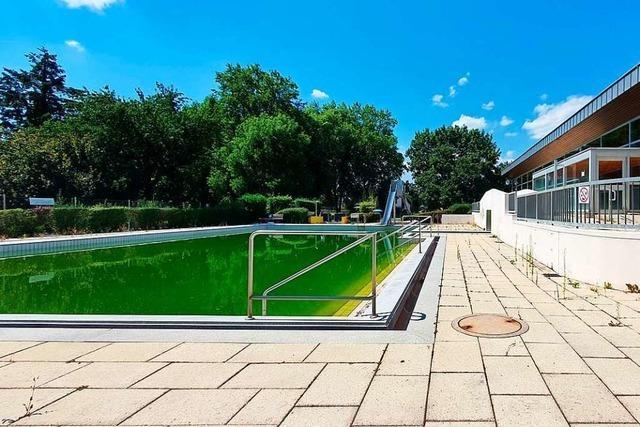 Umkirch sucht auch in Freiburg Unterstützung für sein Schwimmbad