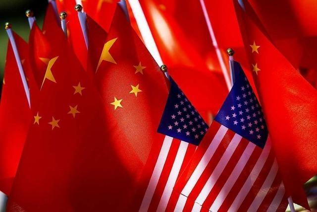 USA verfügen Schließung des chinesischen Konsulats in Houston