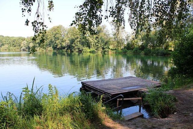 Der Steg am See soll weg – damit die Gemeinde bei Unfällen nicht haften muss