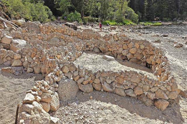 Steinzeit am Schluchseeufer