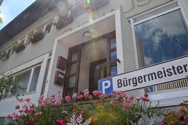 Es bleibt bei zwei Bewerbern in Herrischried