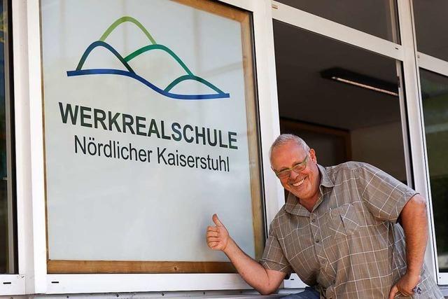 Die Werkrealschule in Wyhl ist wieder stärker gefragt