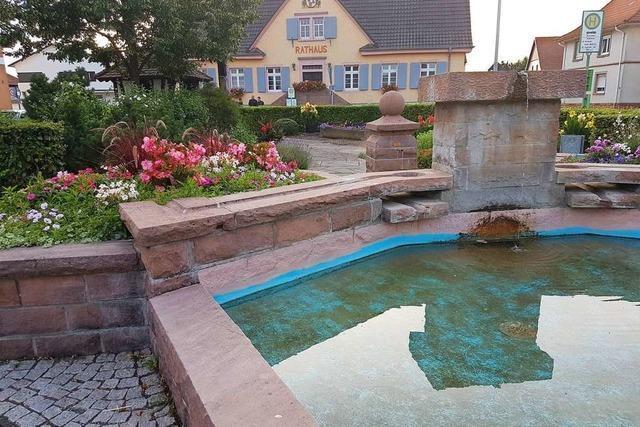 Der Lindenplatz in Schuttern soll schöner werden