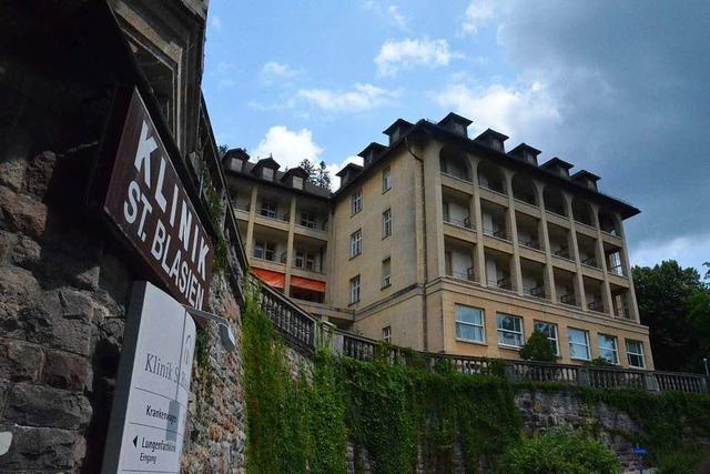 Die Lungenfachklinik zieht noch in diesem Jahr von St. Blasien nach Waldkirch um