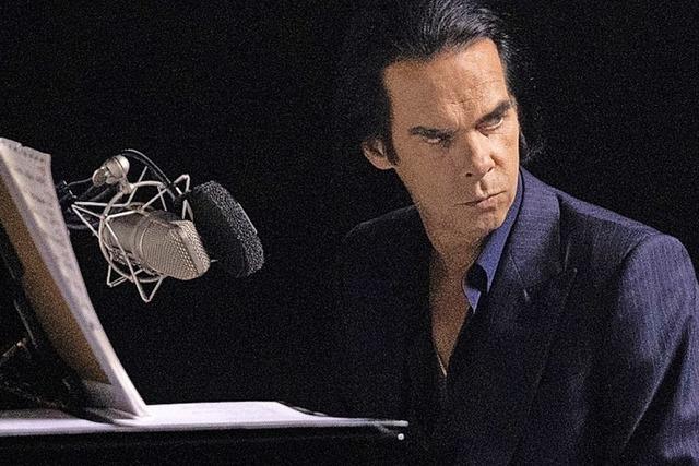 Nick Cave liefert den Soundtrack für die Pandemie