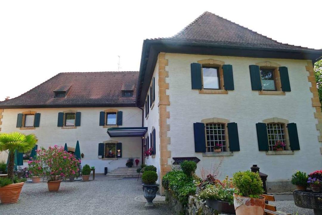Der Guts- und Gasthof Engemühle in Efr...h einige Jahre für ihre Gäste da sein.  | Foto: Victoria Langelott