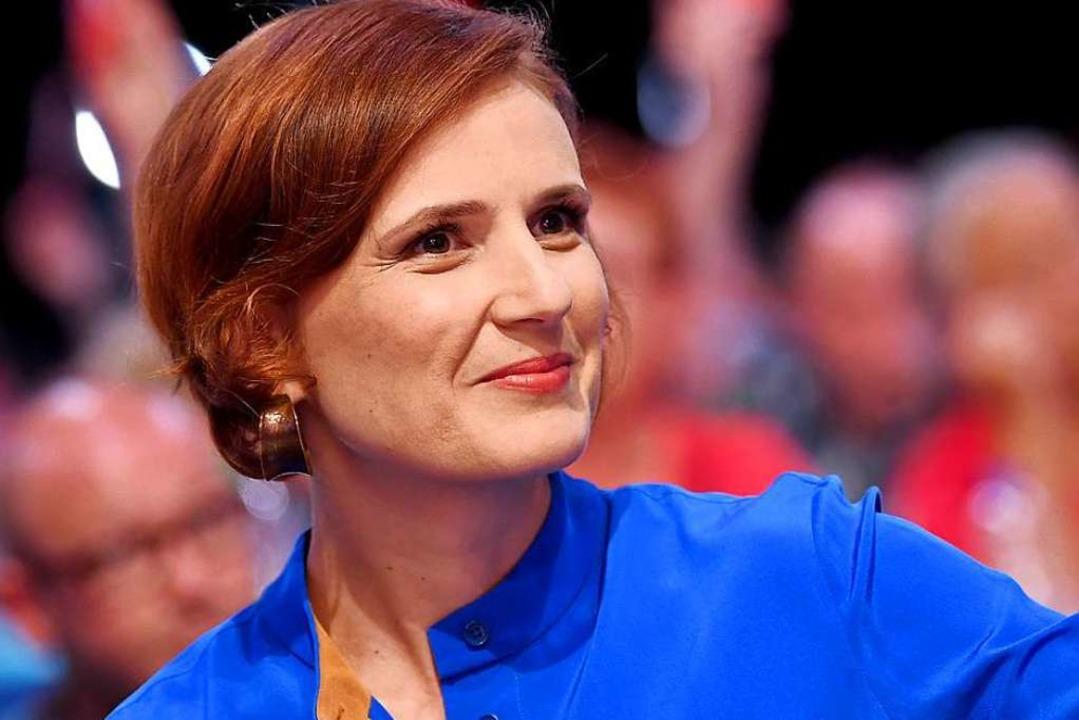 Katja Kippings Vorschlag zur Viertagewoche sorgt für Diskussionen.  | Foto: Britta Pedersen