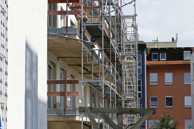 Die Stadt Rheinfelden muss beim Bauen auf Luftströme achten