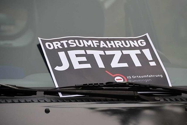 Kreis Lörrach hält an der Teilortsumfahrung Rümmingen fest