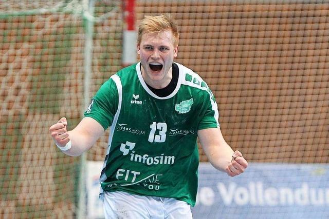 Erkrankung stoppt den Weiler Bundesliga-Handballer Patrick Gempp