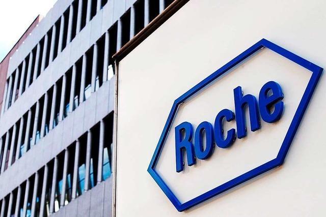 Auch Roche spürt die Auswirkungen der Corona-Pandemie