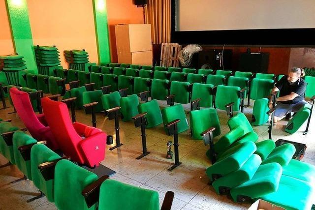 Die Breisacher Engel-Lichtspiele werden im Sommer renoviert
