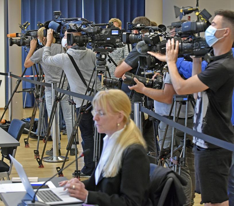 Großes Medieninteresse an dem Prozess  | Foto: Michael Bamberger
