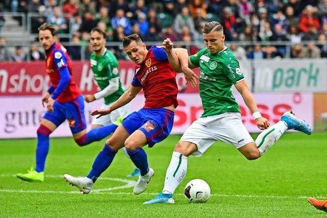 Ermedin Demirovic steht wohl vor Wechsel zum SC Freiburg