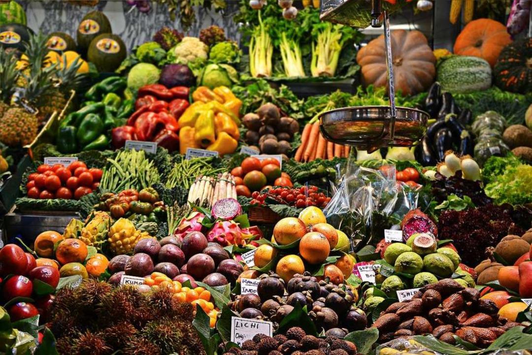 Zu 100 Prozent aus biologischem Anbau ... Regionalwert AG stammen (Symbolbild).  | Foto: Ja Ma (Unsplash.com)