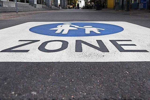 Weil am Rhein bekommt eine Pop-up-Fußgängerzone